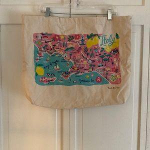 Talbots Italy Tote Bag